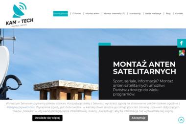 KamTech Usługi Informatyczne Kamil Sierakowski - Internet Wołomin