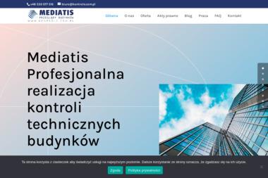 Mediatis Sp z o.o. - Ekspertyza Techniczna Wrocław