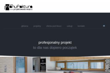 STUDIO MANUFAKTURA - Projekty domów Rybnik