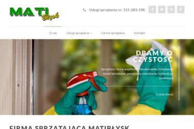 Sprzątanie biur Nowy Dwór Gdański
