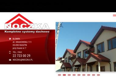 Noczka - Dachy - Tarcica budowlana Raszyn