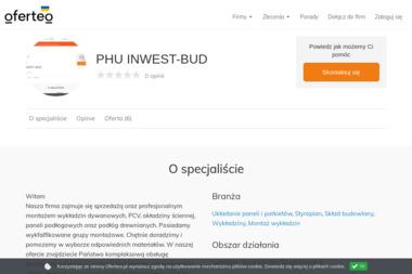 PHU INWEST-BUD - Hurtownia Styropianu Lublin