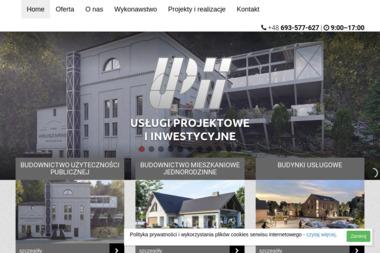 USŁUGI PROJEKTOWE I INWESTYCYJNE PIOTR KOWALCZYK - Projekty domów Ziębice