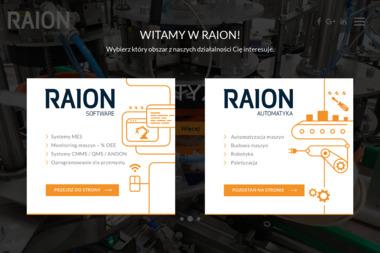 RAION AUTOMATYKA - Serwis automatyki Poznań