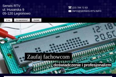 Mati - Naprawa RTV Ostrów
