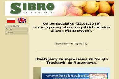 Sibro sp. z o.o. sp.k - Warzywa Busko-Zdrój