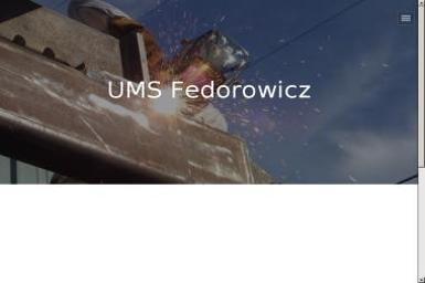 Ums Fedorowicz - Piaskowanie Metali Wrocław