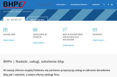 Uslugi budowlane - Edukacja Online Kampinos
