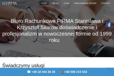 Biuro Rachunkowe FIRMA Stanisława i Krzysztof Silarow S.C - Doradcy Podatkowi Nowy Sącz
