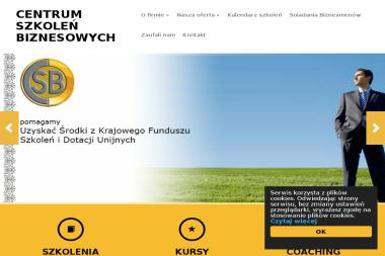 Centrum Szkoleń Biznesowych - E-learning Bielsko-Biała