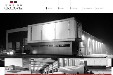 Business Park Cracovia - Wynajem Magazynu Myślenice