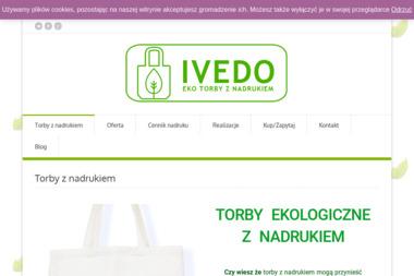 F.H.U. Ivedo Robert Kostuch - Materiały reklamowe Nowy Wiśnicz