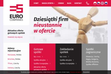 Eurocopanies Sp. Z o.o. - Wirtualne biuro Warszawa