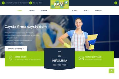 KAMI Kamila Ratajczak - Sprzątanie Biur Szczecin