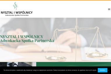 Kancelaria Adwokacka Adw Radosław Nysztal - Adwokat Kętrzyn