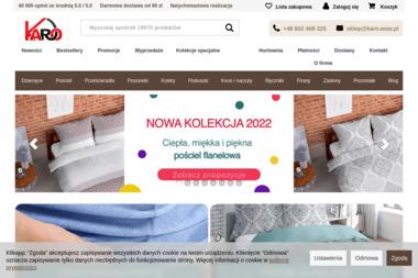PPU Karo Tomasz Szymczykiewicz - Szycie Firan na Wymiar Warszawa