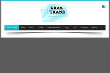 Krak-Trans Sp. z o.o. - Usługi Szklarskie Kraków