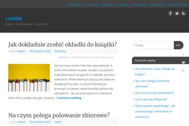 Lumini S.C. - Reklama internetowa Warszawa
