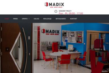 MADIX - Bramy garażowe Świdnik