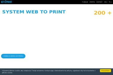 WEB2PRINT Sp. z o.o. - Systemy elektroniczne Warszawa