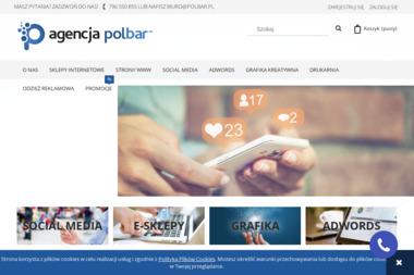 Www_polbar_pl - Strony internetowe Kołobrzeg