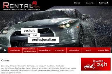 Centrum obsługi pojazdów i odszkodowań RENTAL - Tłumacz Języka Angielskiego Łódź