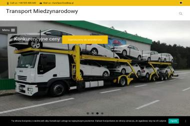 AUTO SPEC - Firma transportowa Gliwice
