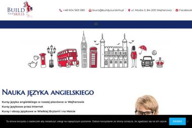 Build Your Skills - Nauczyciele angielskiego Bożepole Wielkie