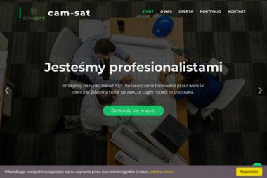 Cam-Sat Rafał Madziag - Marketerzy Internetowi Lubliniec