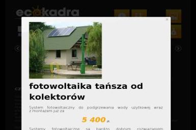 P.W. ECOKADRA Adrian Wywiórka - Pompy Ciepła Nałęczów