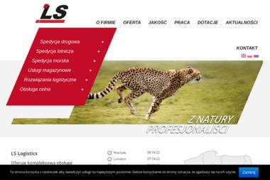 LS-Logistcs Sp. z o.o. - Magazynowanie i przechowywanie Młochów