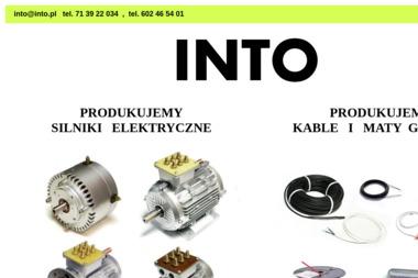 P.P.H.U. INTO - Produkcja elektroniki Strzelin