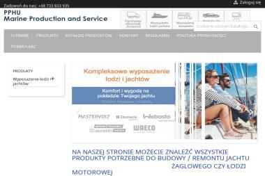 "P.P.H.U. ""Marine Production and Service"" Wojciech Ambroziak - Klimatyzacja Gdańsk"