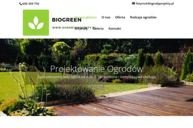 Zielony Krajobraz Katarzyna Fotyniuk - Altanki Drewniane Warszawa