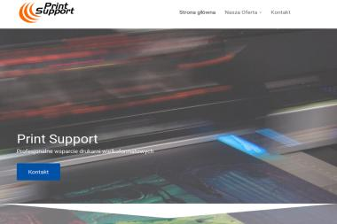 Print Support S.C. - Plotery Opole