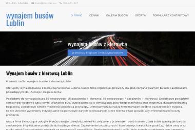 Mixmar Sp. z o.o. - Firma transportowa Lublin