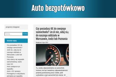 Autobezgotowkowo - Wypożyczalnia Aut Łódź