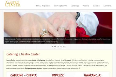 Gastro Center Dariusz Derela - Firma Gastronomiczna Lesznowola