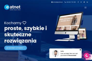 EATNET Piotr Skrzypczak - Agencja interaktywna Czarny Dunajec