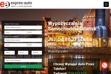 ECSCAR Samochody do ślubu Gdańsk - Transport Samochodów z Francji Gdańsk
