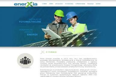 EnerXia Patrycja Musiał - Instalacje Solarne Izbicko