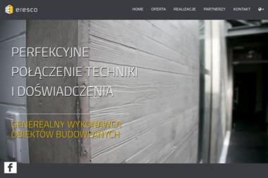 ERESCO spółka z ograniczoną odpowiedzialnością sp.k. - Konstrukcje Stalowe Poznań