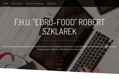 """F.H.U. """"EURO-FOOD"""" ROBERT SZKLAREK - Bydło Rawa Mazowiecka"""