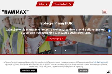 Firma Handlowo-Usługowa Nawmax Grzegorz Nawrocki - Ocieplanie poddaszy Gorzyce