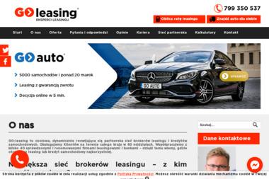 GO-leasing - Kredyt Obrotowy Koszalin