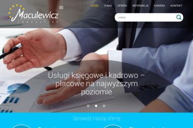Maculewicz Finance Sp. z o.o. - Doradca finansowy Pruszków