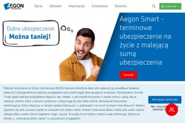 """Kancelaria finansowa """"Proxillion Investments"""" - Aegon Polska - Fundusze Inwestycyjne Bielsko-Biała"""