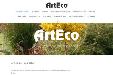 PHU Arteco Bernard Niezgoda - Projektowanie ogrodów Mrągowo