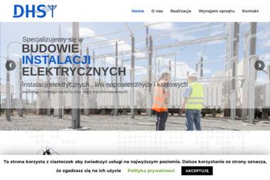 DHS Intelligent Systems - Oświetlenie Domu Gostynin