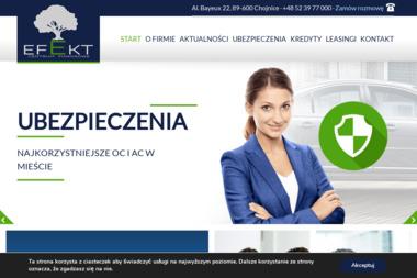 Centrum Finansowe EFEKT s.c. Joanna Matyszewska & Adam Gierszewski - Kredyt dla Zadłużonych Chojnice